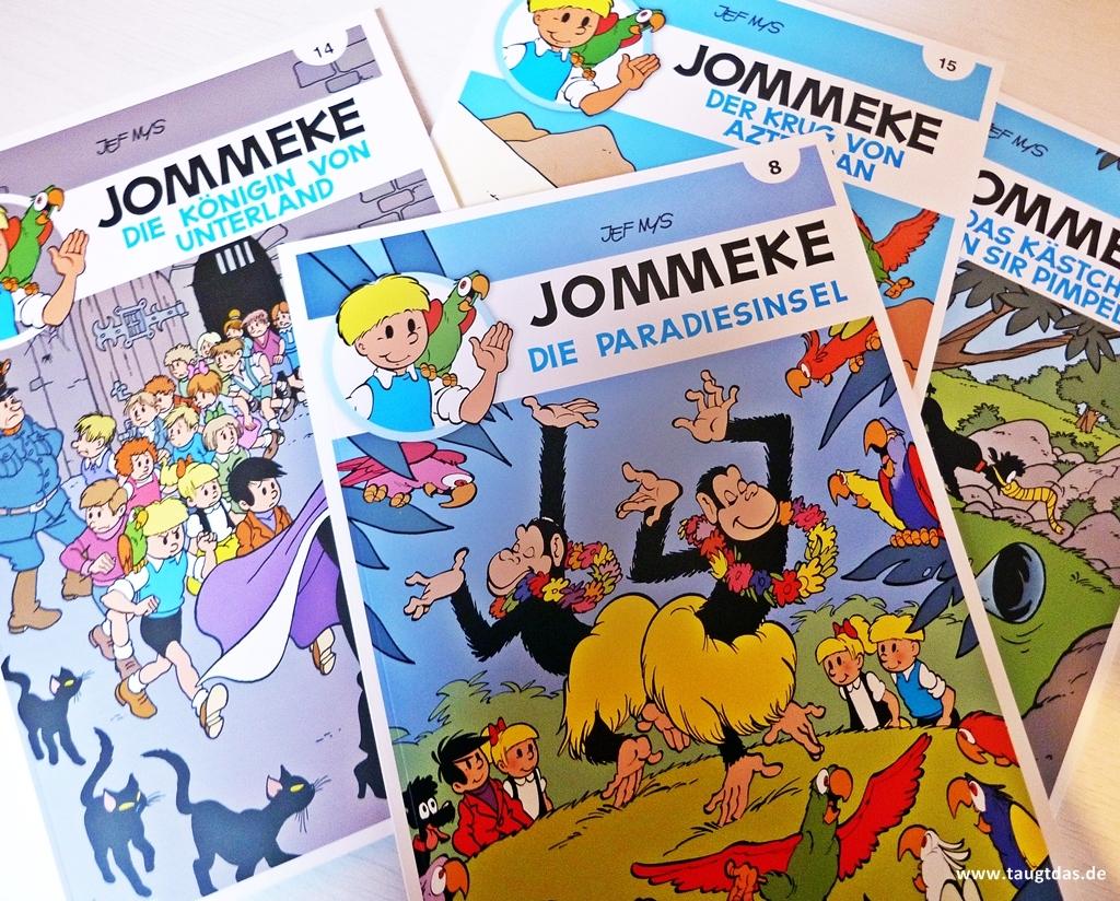 Jommeke - Der Belgische Kindercomic